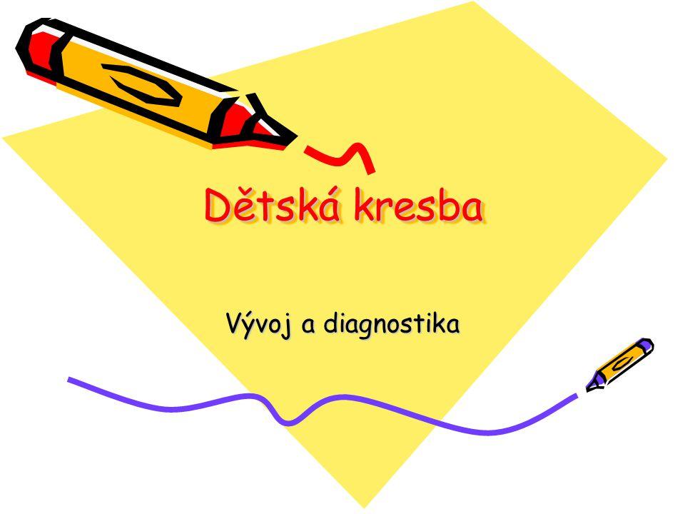 Dětská kresba Vývoj a diagnostika