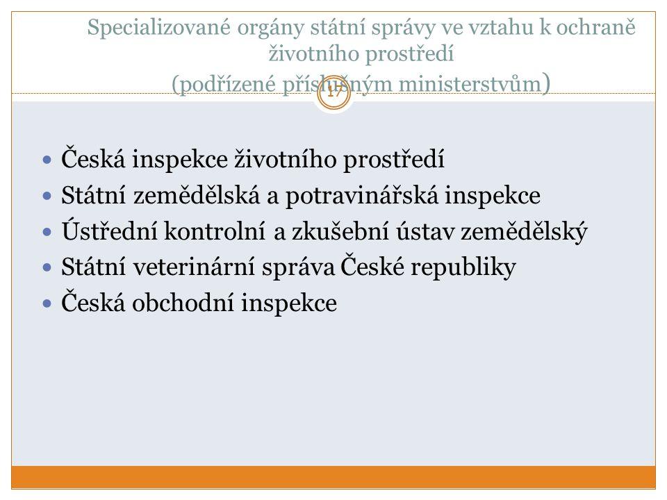 Česká inspekce životního prostředí