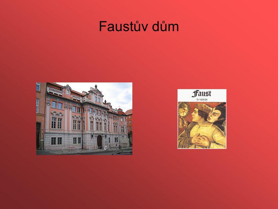Faustův dům