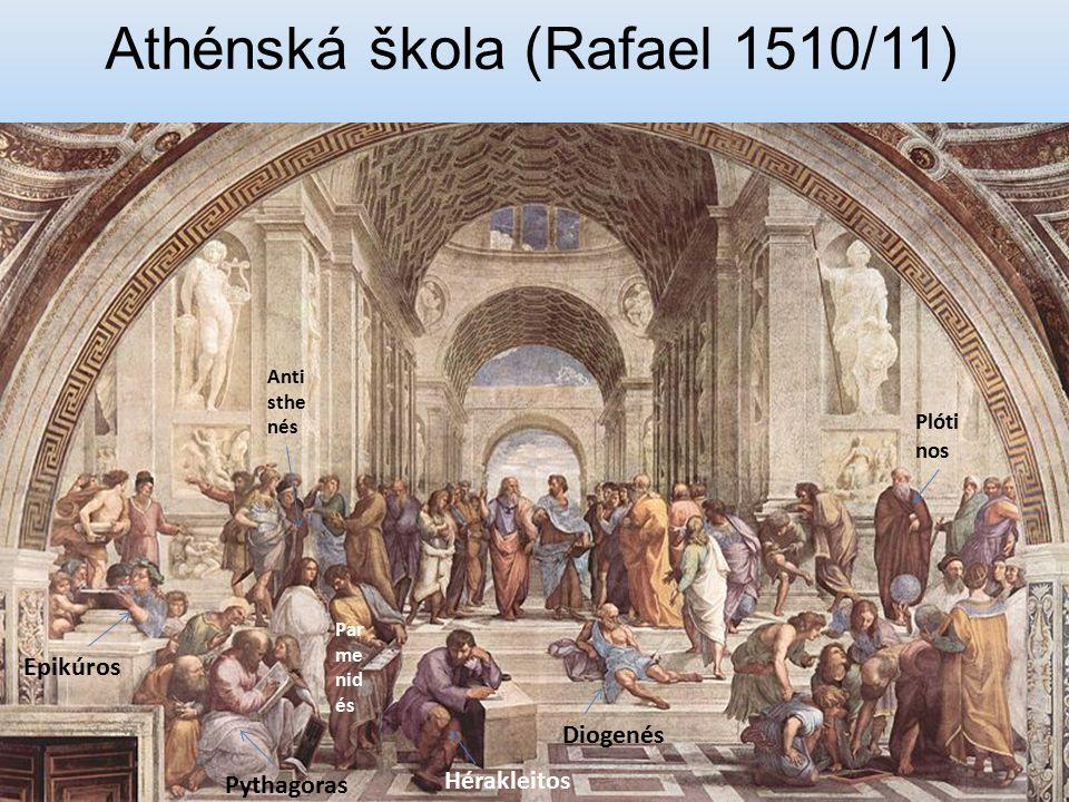Athénská škola (Rafael 1510/11)