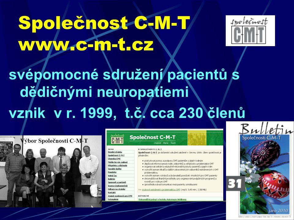 Společnost C-M-T www.c-m-t.cz