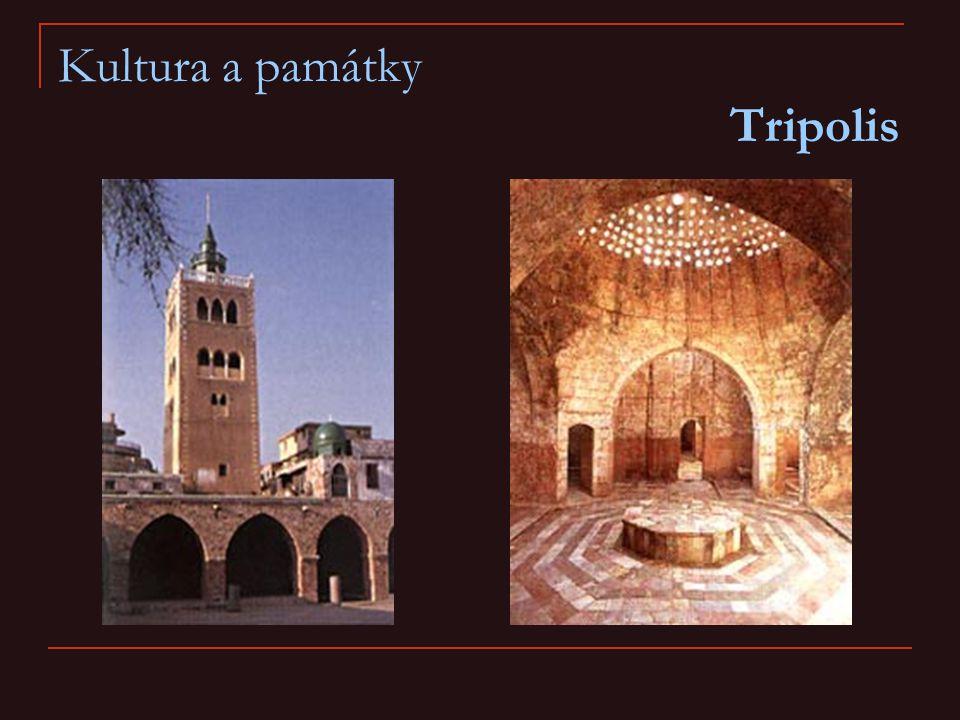 Kultura a památky Tripolis