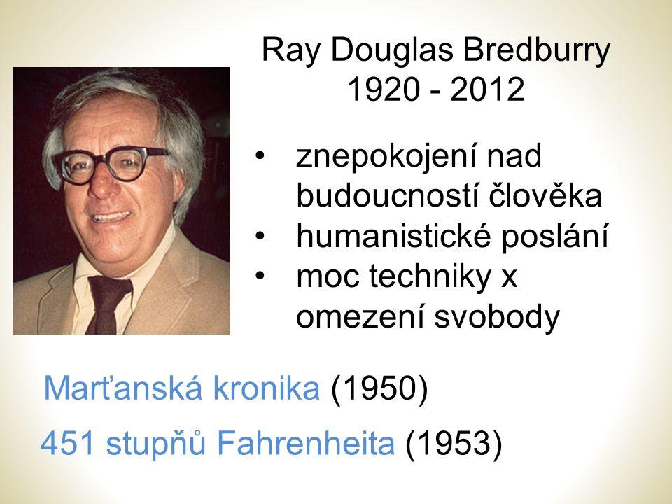 Ray Douglas Bredburry 1920 - 2012