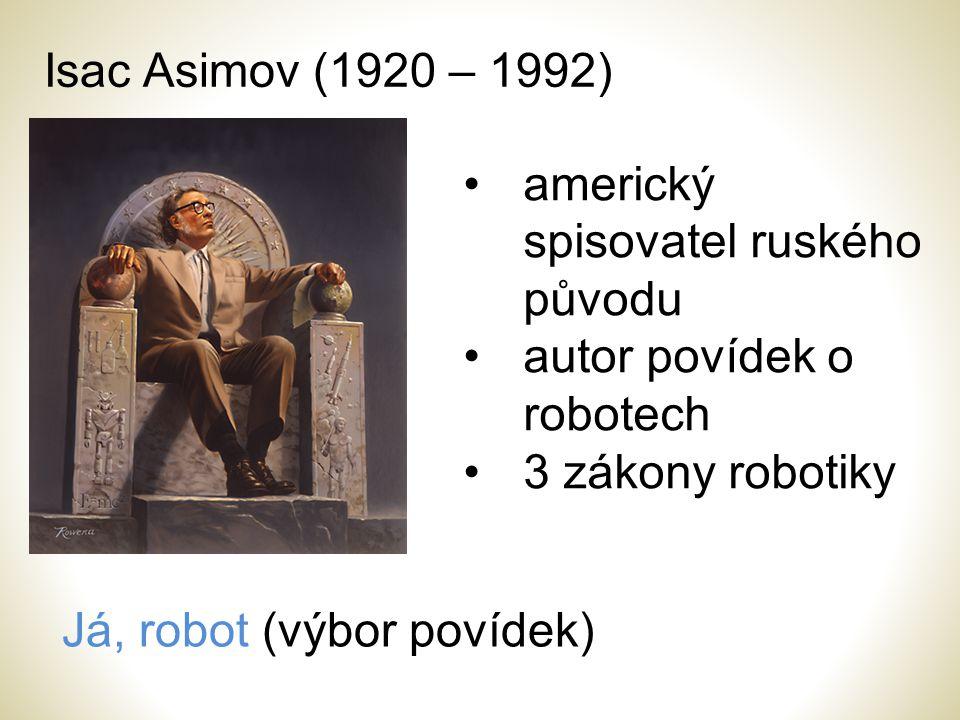 Já, robot (výbor povídek)