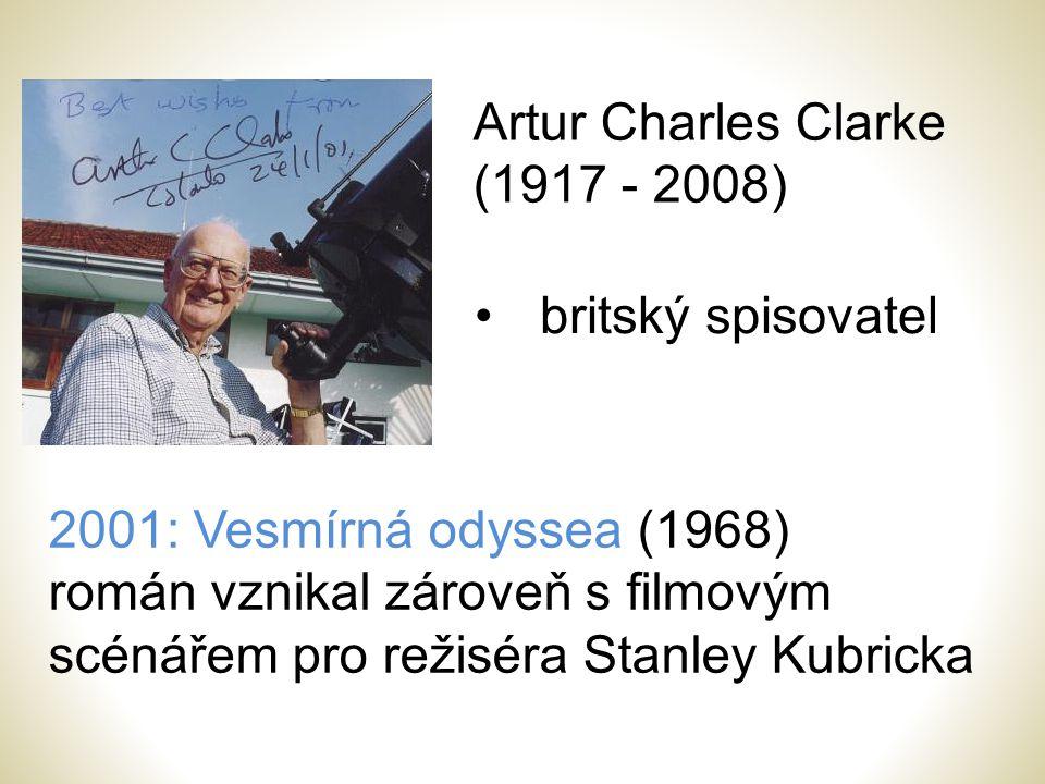 Artur Charles Clarke (1917 - 2008)