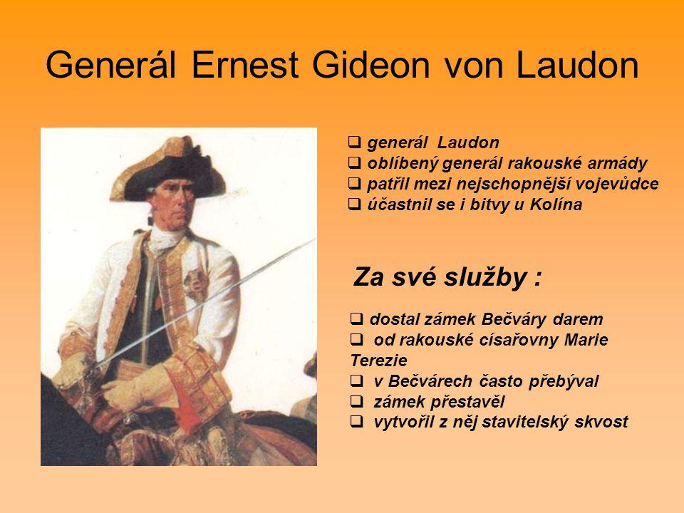 Generál Ernest Gideon von Laudon