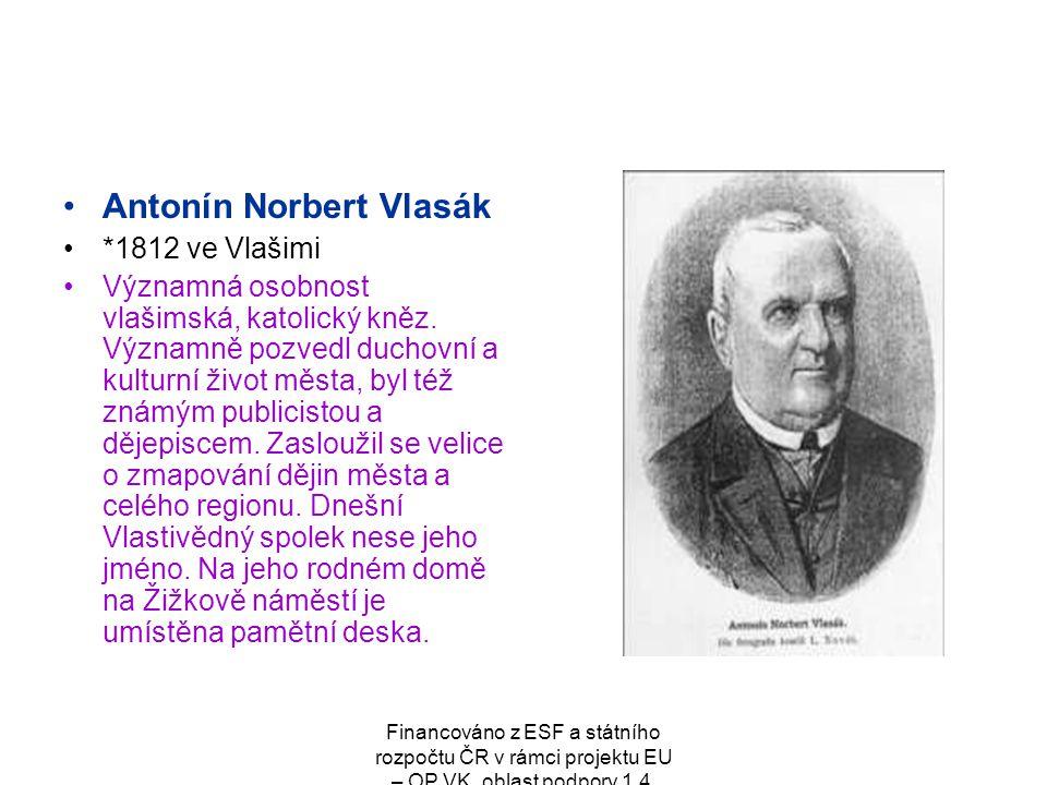 Antonín Norbert Vlasák