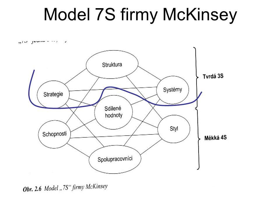 Model 7S firmy McKinsey