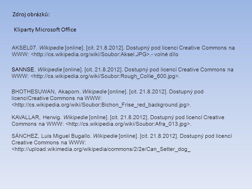 Kliparty Microsoft Office