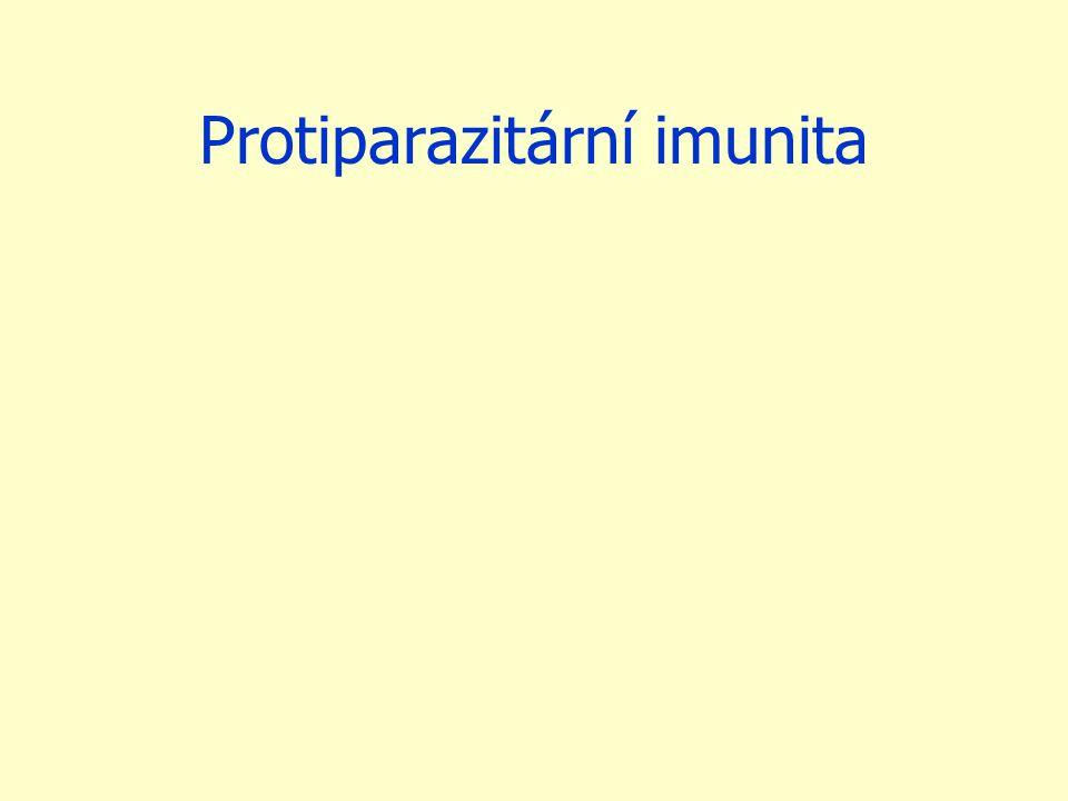 Protiparazitární imunita