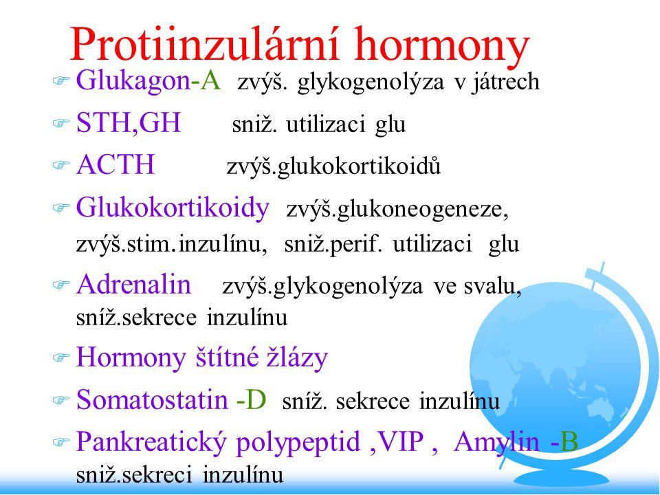 Protiinzulární hormony