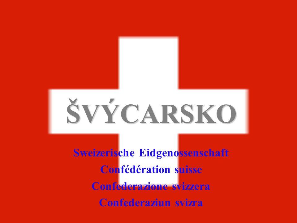 Sweizerische Eidgenossenschaft Confederazione svizzera