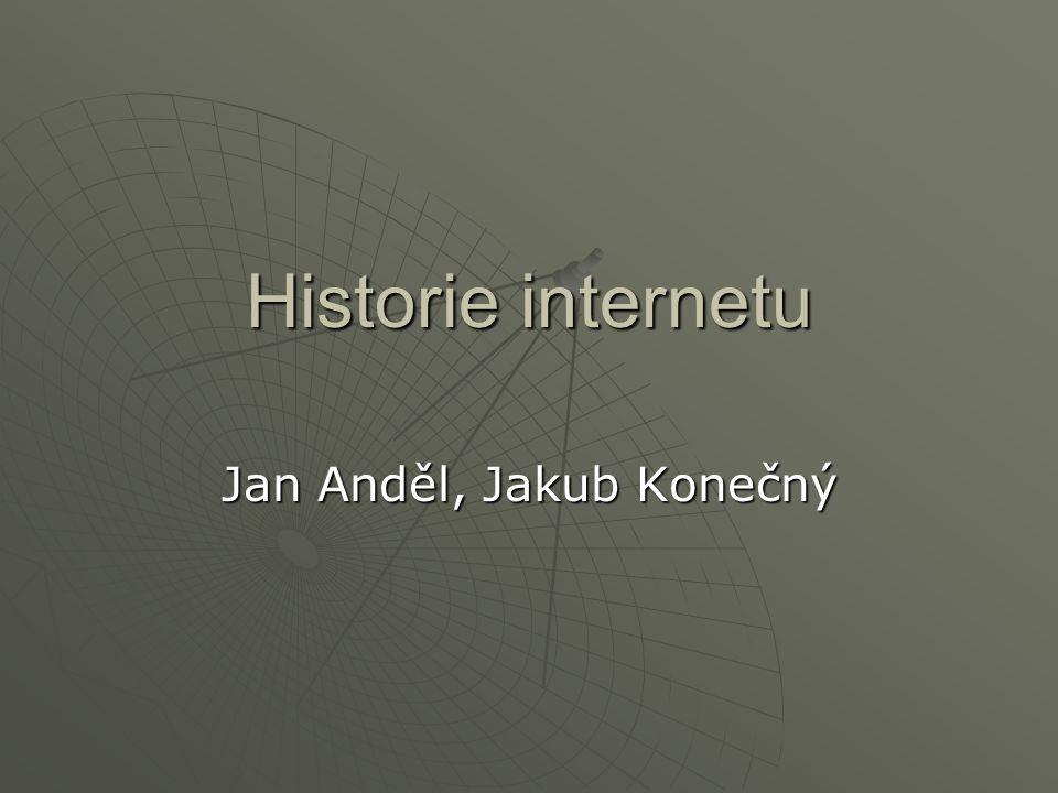 Jan Anděl, Jakub Konečný
