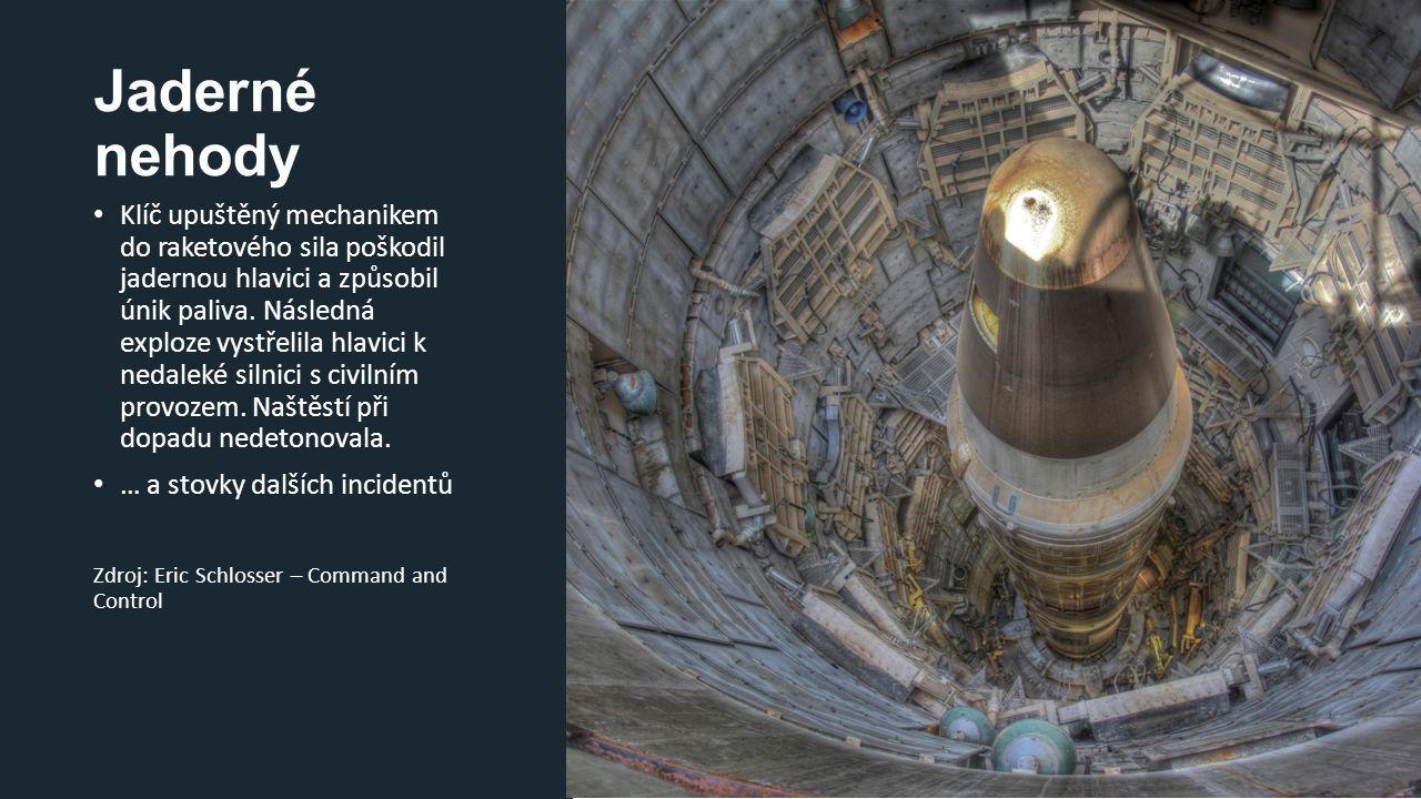 Jaderné nehody