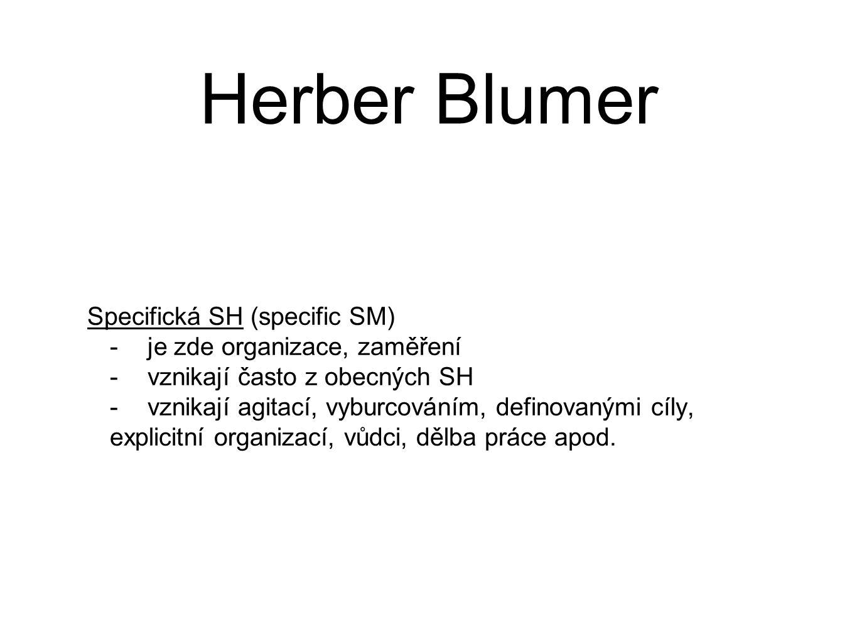 Herber Blumer