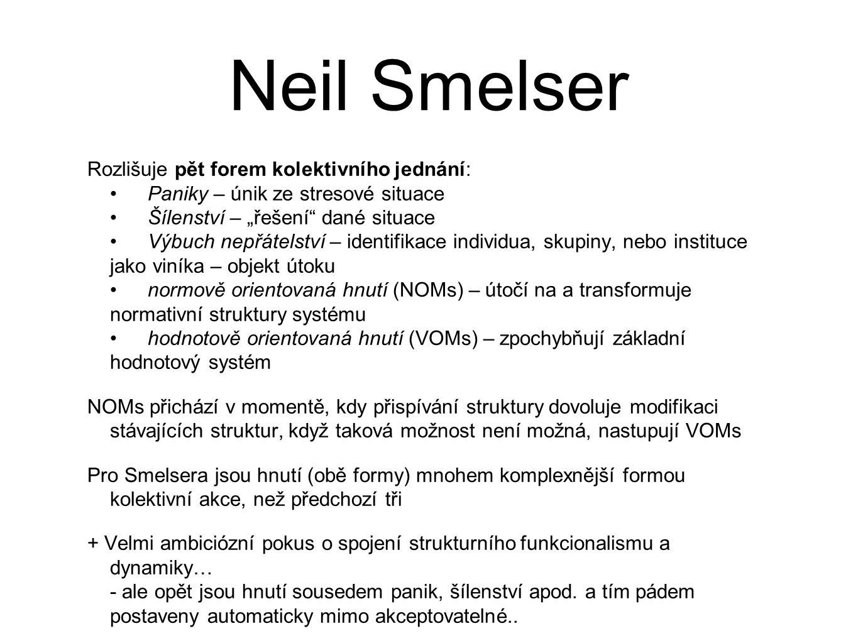 Neil Smelser