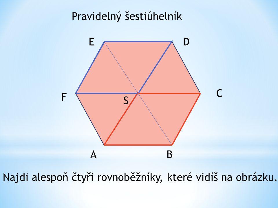 Pravidelný šestiúhelník