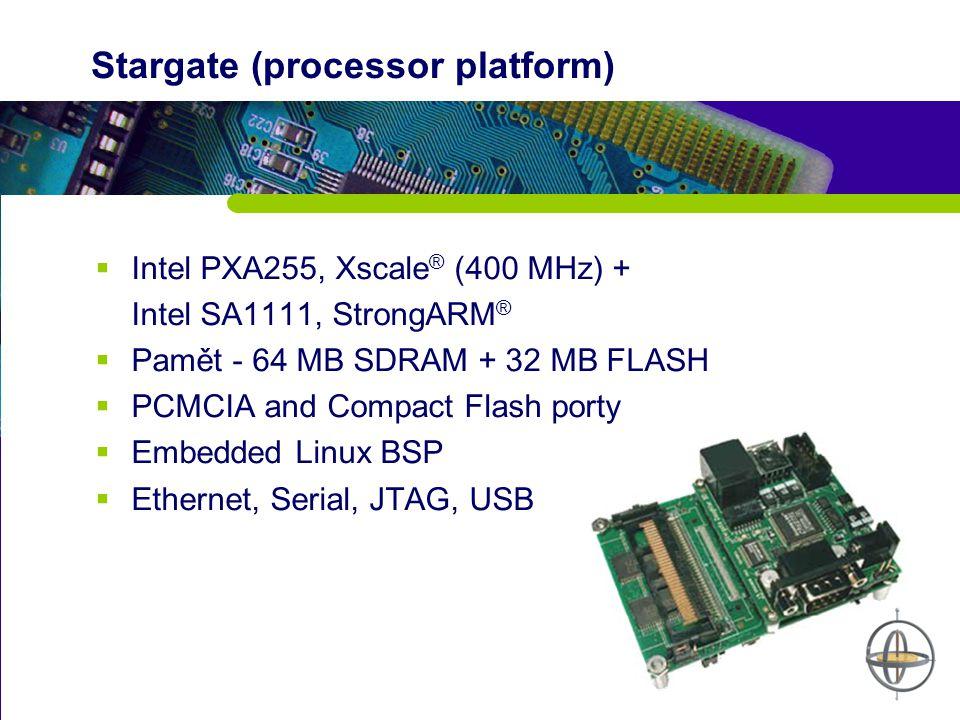 Stargate (processor platform)