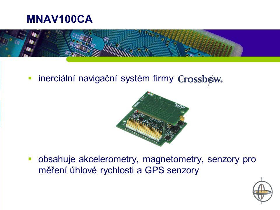 MNAV100CA inerciální navigační systém firmy