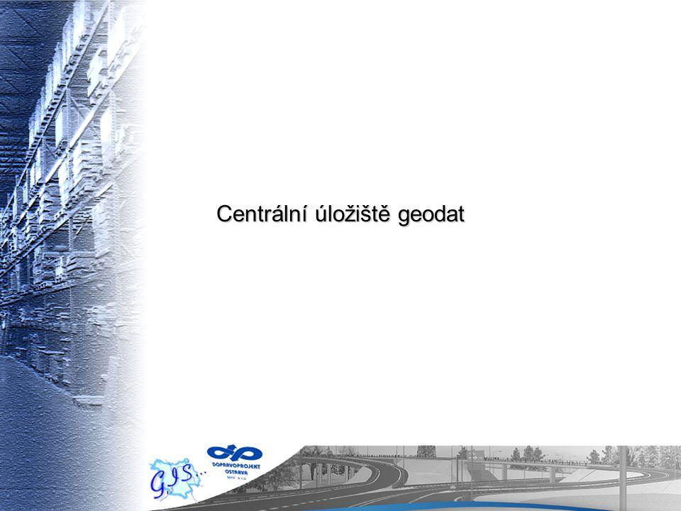Centrální úložiště geodat