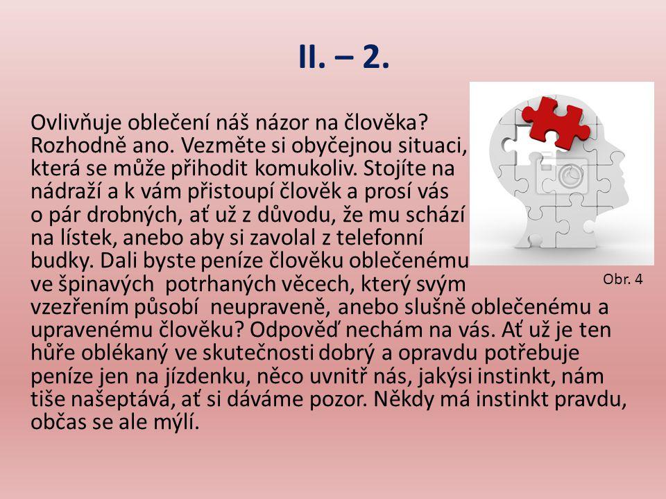 II. – 2.