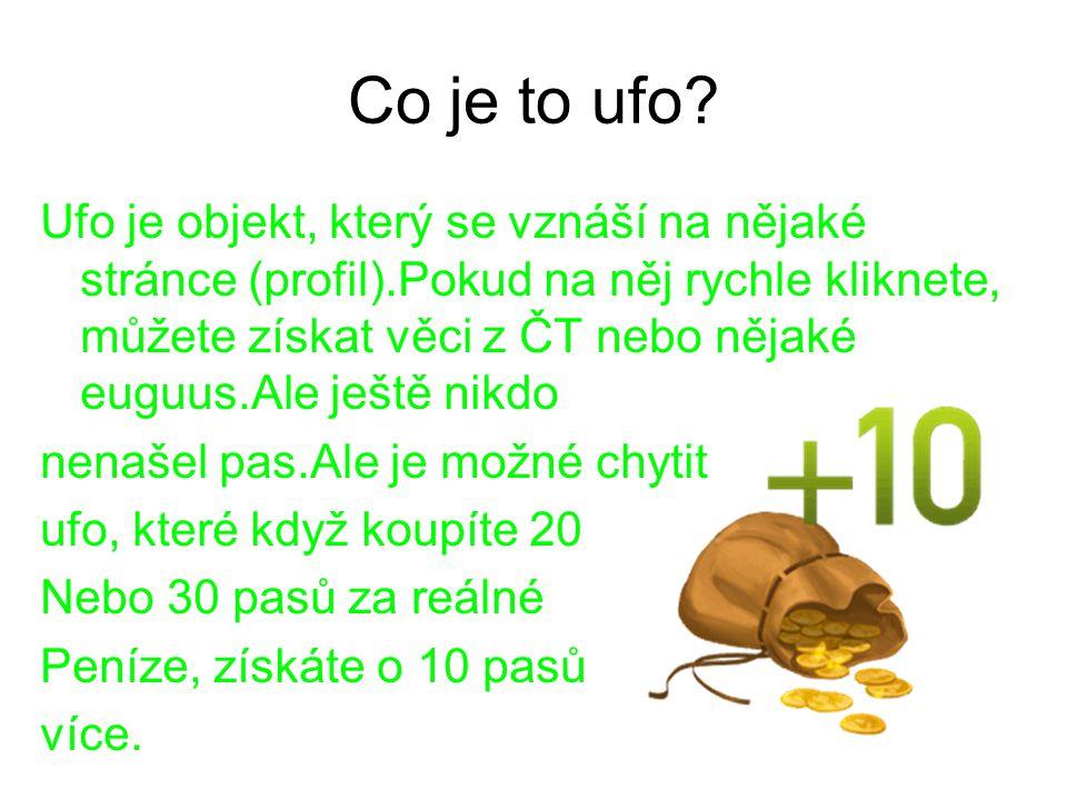 Co je to ufo