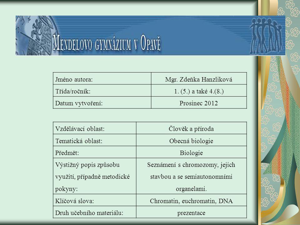 Chromatin, euchromatin, DNA