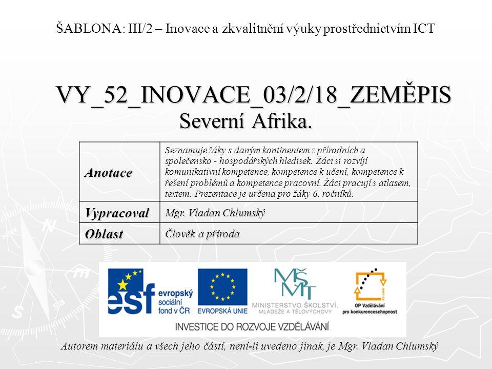 VY_52_INOVACE_03/2/18_ZEMĚPIS