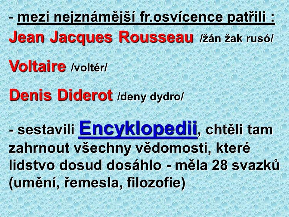 Denis Diderot /deny dydro/