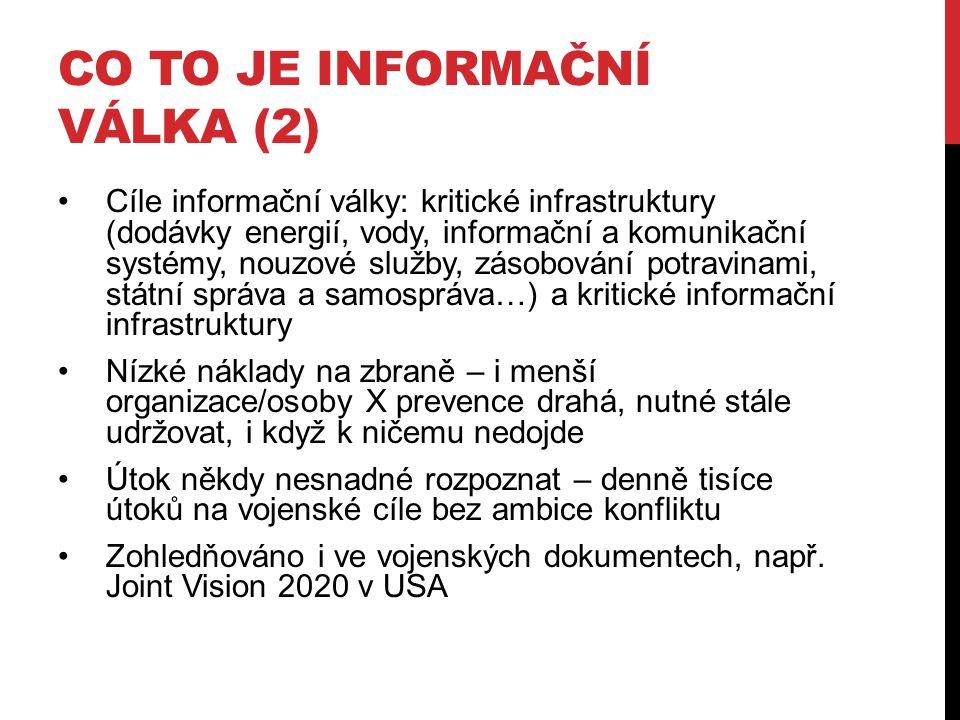 Co to je informační válka (2)