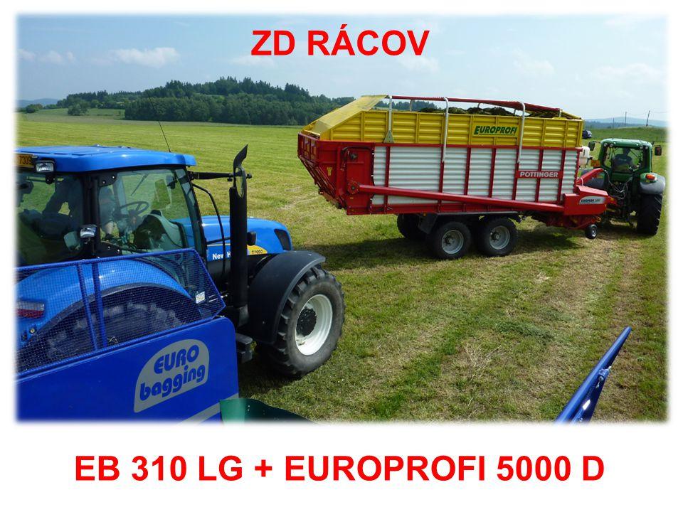 ZD RÁCOV EB 310 LG + EUROPROFI 5000 D
