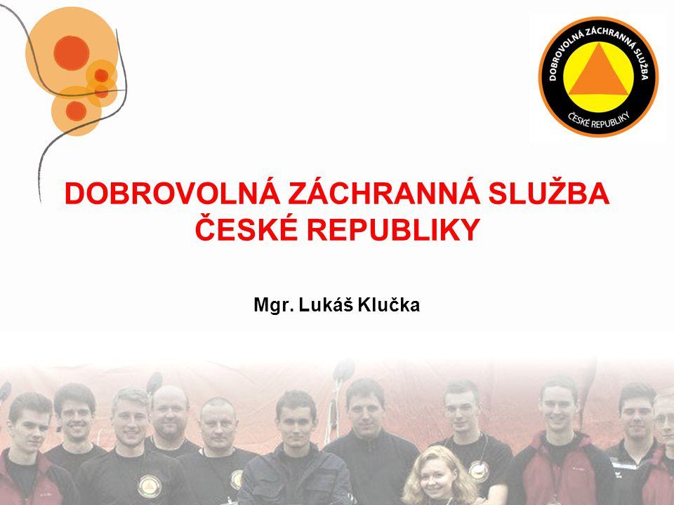 DOBROVOLNÁ ZÁCHRANNÁ SLUŽBA ČESKÉ REPUBLIKY