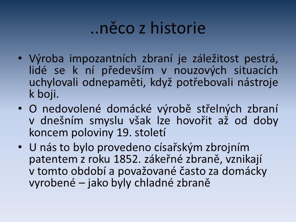 ..něco z historie
