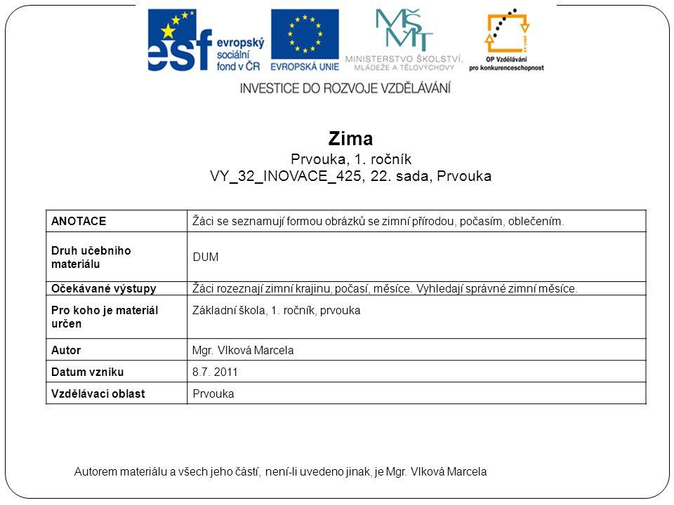 VY_32_INOVACE_425, 22. sada, Prvouka