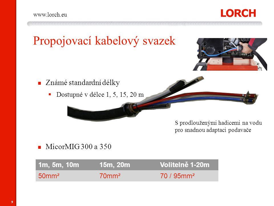 Propojovací kabelový svazek