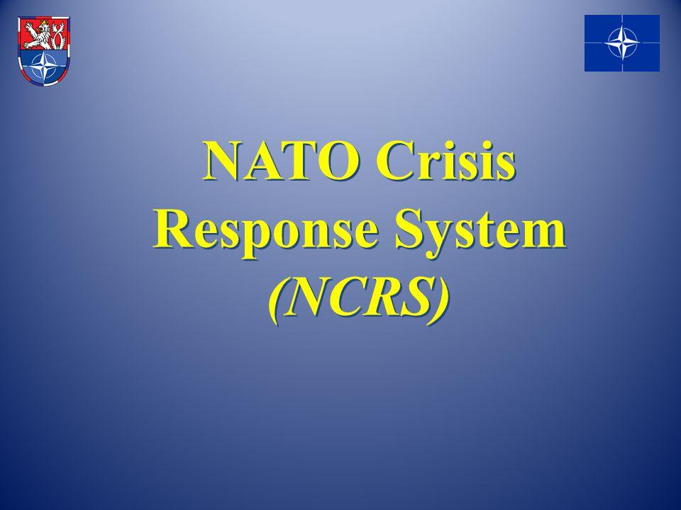 NATO Crisis Response System