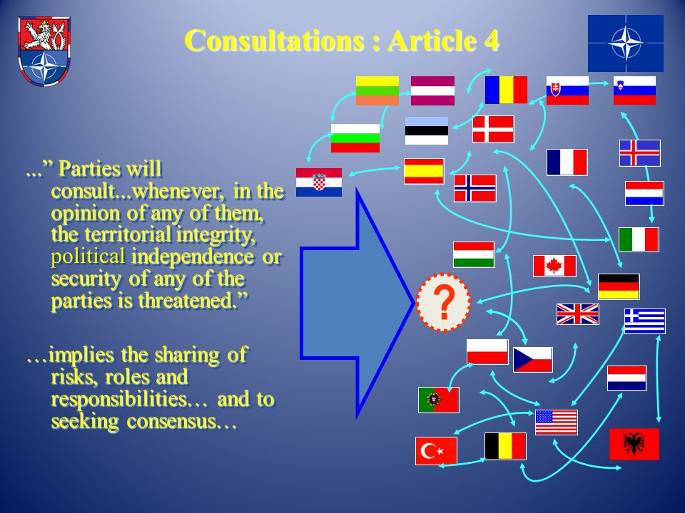 Consultations : Article 4