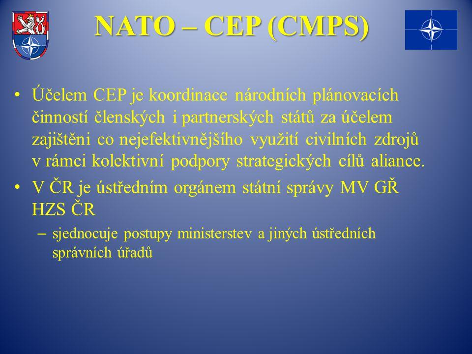 NATO – CEP (CMPS)