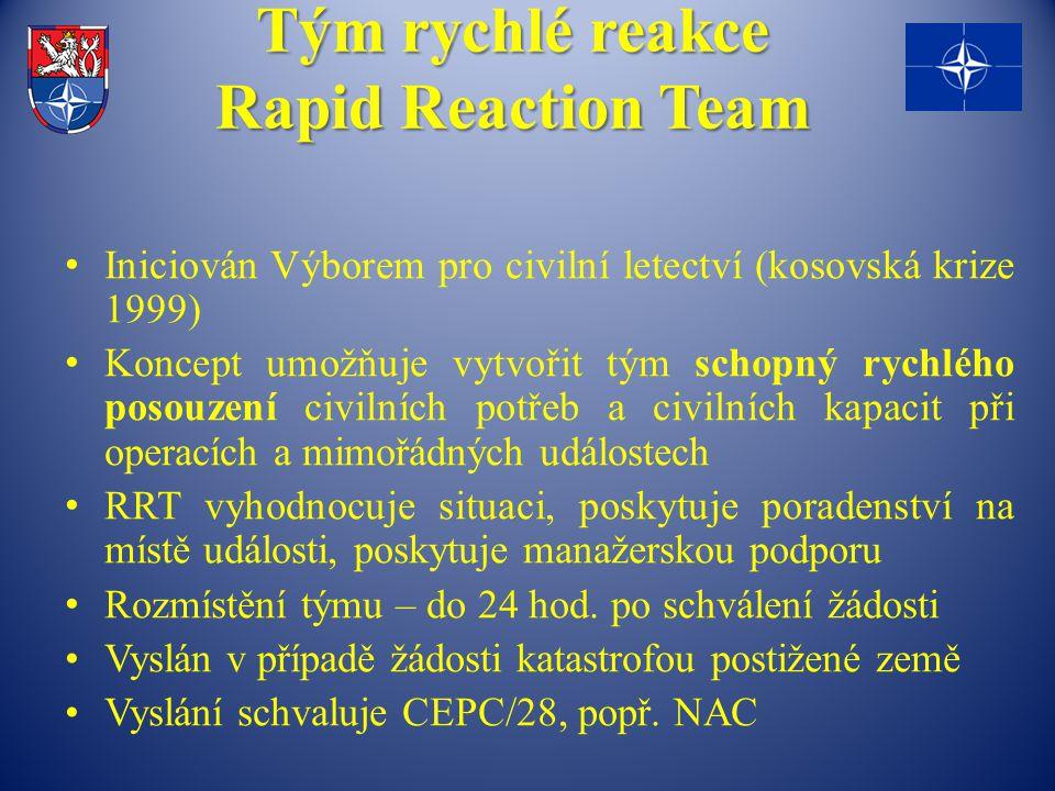 Tým rychlé reakce Rapid Reaction Team