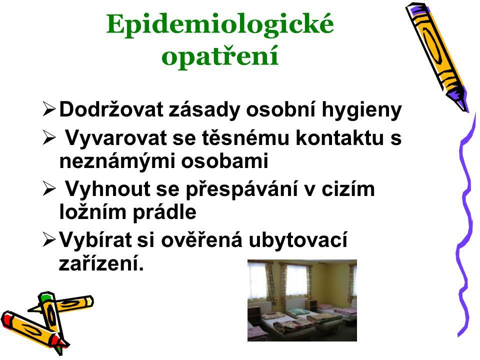 Epidemiologické opatření