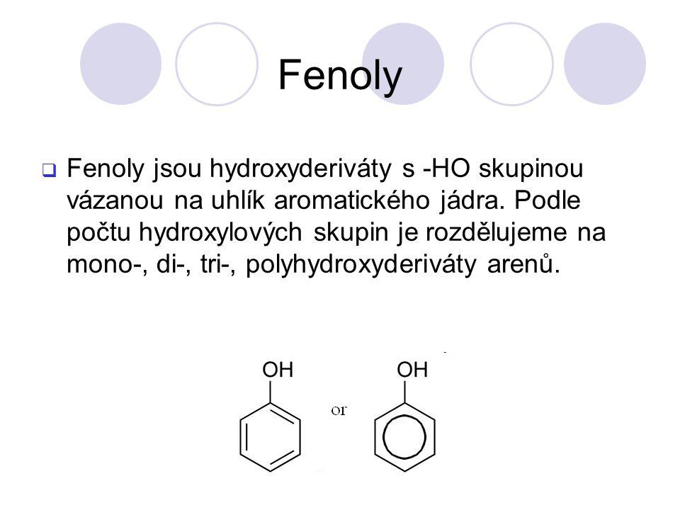 Fenoly