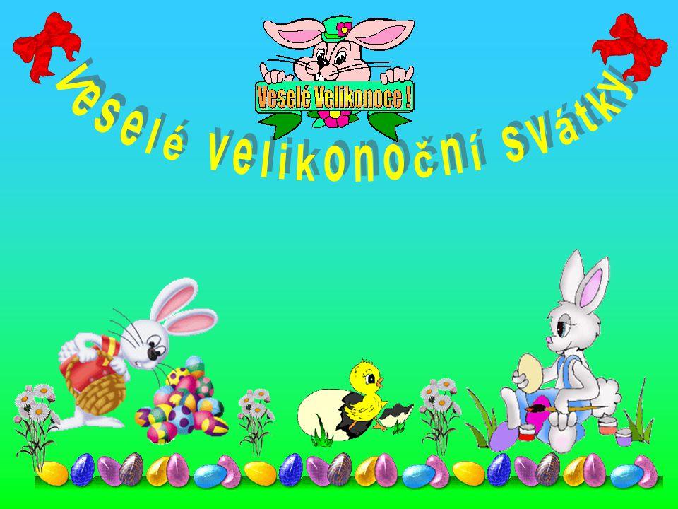 Veselé velikonoční svátky