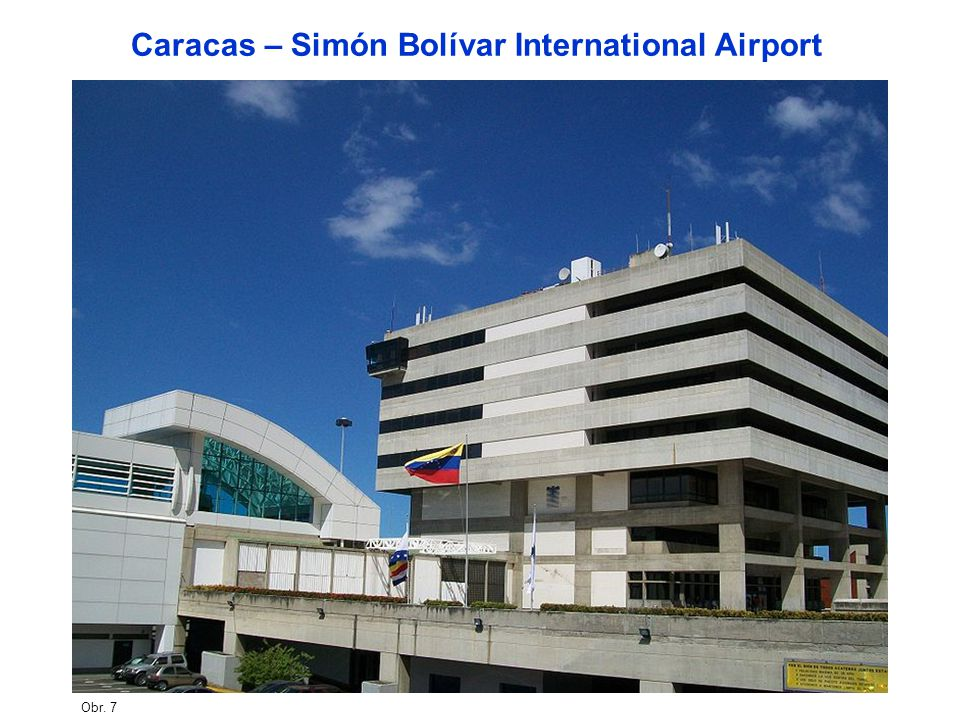 Caracas – Simón Bolívar International Airport