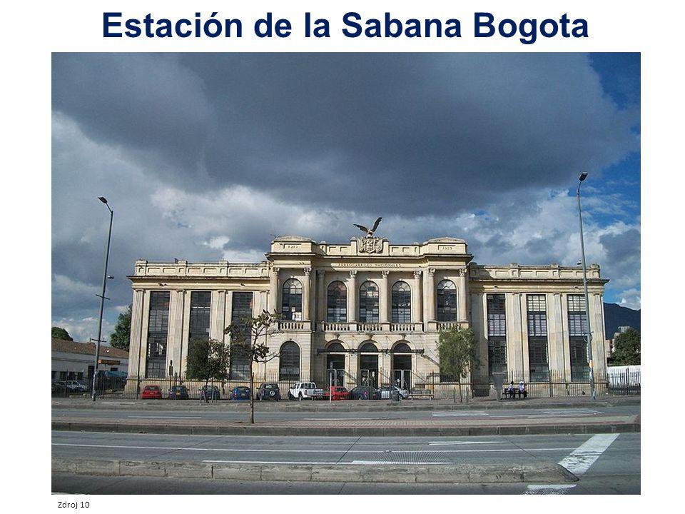 Estación de la Sabana Bogota