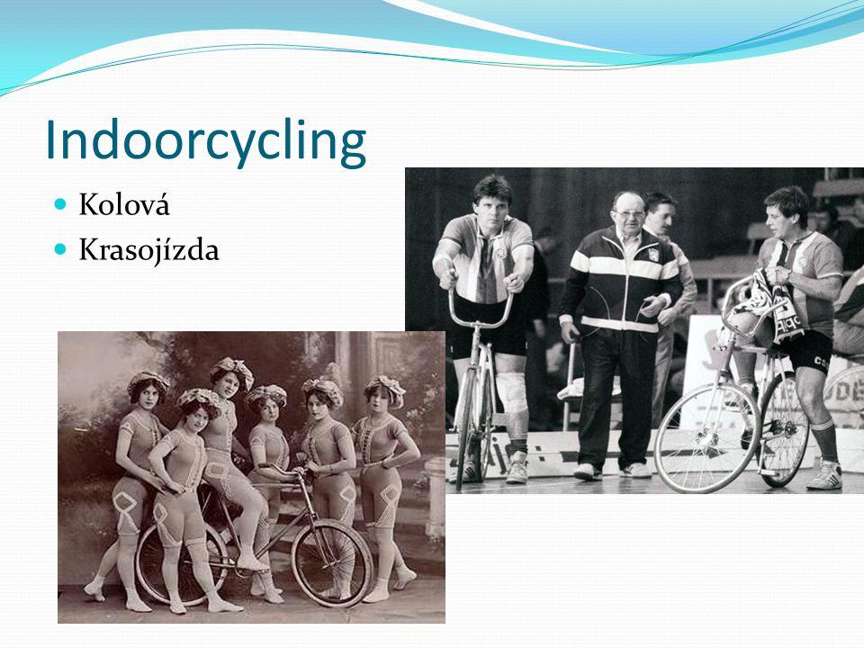 Indoorcycling Kolová Krasojízda