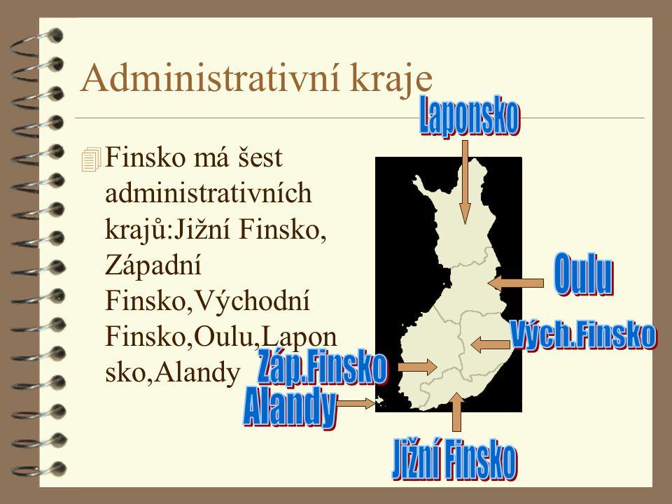 Administrativní kraje