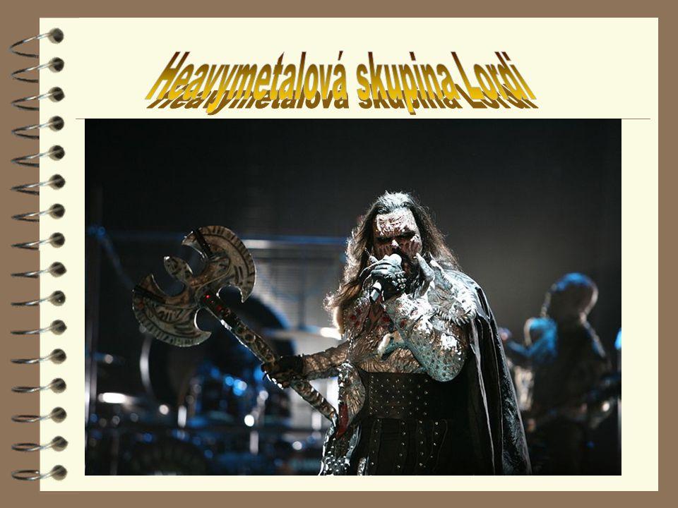 Heavymetalová skupina Lordi