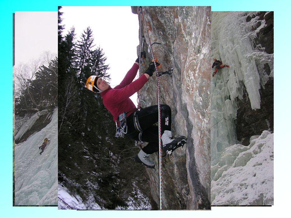 Tradiční pojetí horolezectví