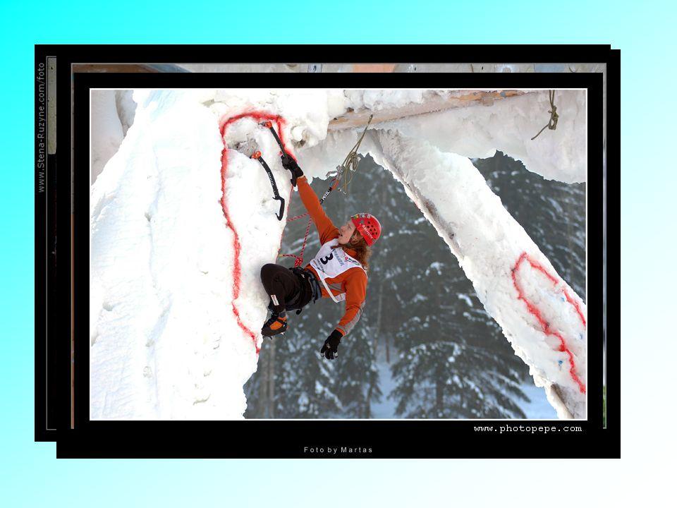 Sportovní pojetí horolezectví