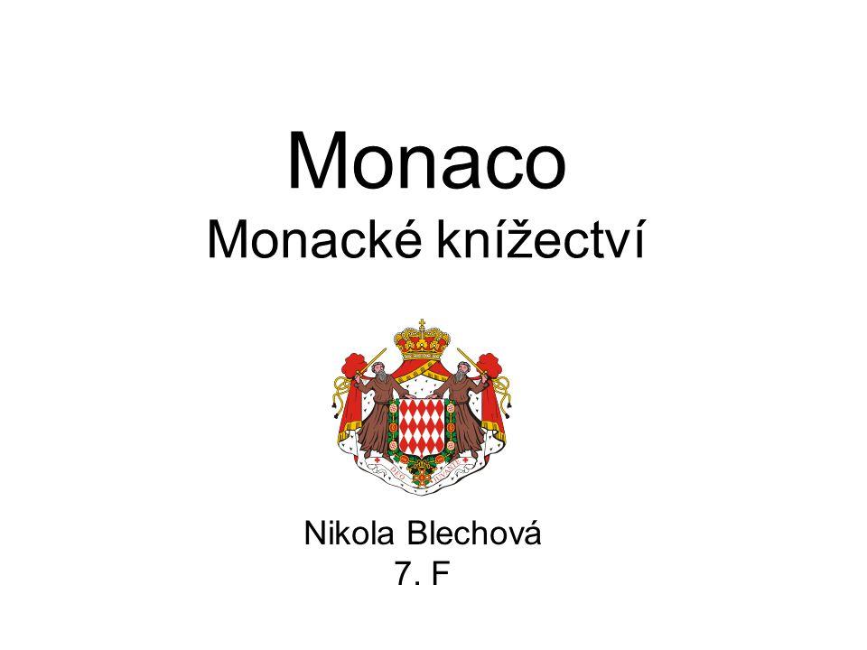Monaco Monacké knížectví